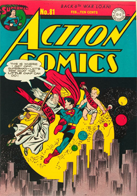 Action Comics 81. Click for value