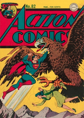 Action Comics 82. Click for value