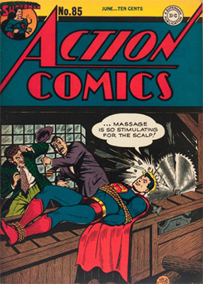 Action Comics 85. Click for value