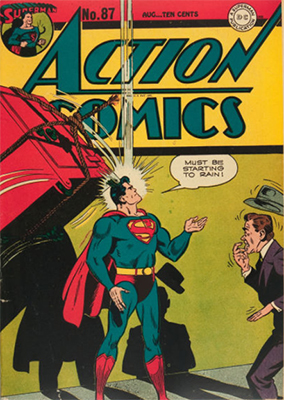 Action Comics 87. Click for value