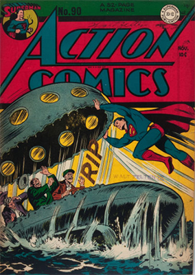 Action Comics 90. Click for value
