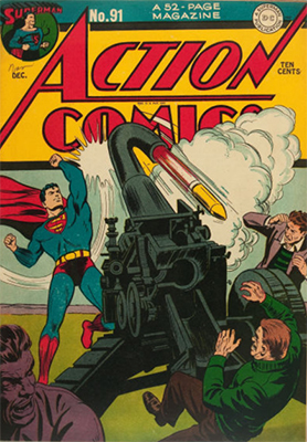 Action Comics 91. Click for value