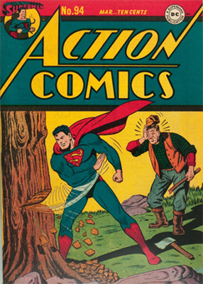 Action Comics 94. Click for value