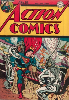 Action Comics 96. Click for value