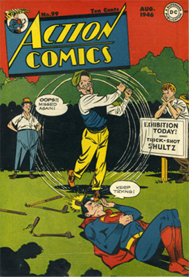 Action Comics 99. Click for value