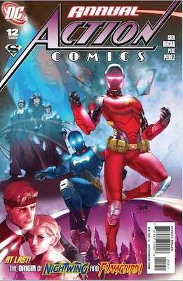 Action Comics Annual #12. Click for values.