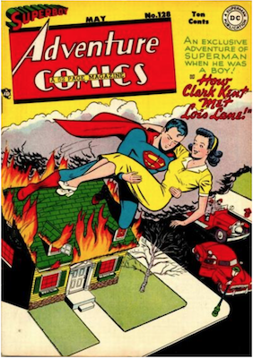 Adventure Comics #128. Click for current values.