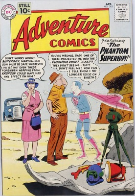Origin and First Appearance, General Zod, Adventure Comics #283, DC Comics, 1961. Click for value