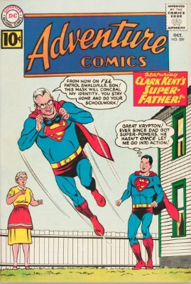 Origin and First Appearance, Jax-Ur, Adventure Comics #289, DC Comics 1961. Click for value