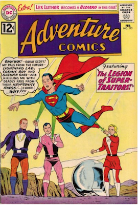 Adventure Comics #293. Click for current values.