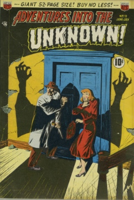 Click here to check values of Adventures Into the Unknown issue #11