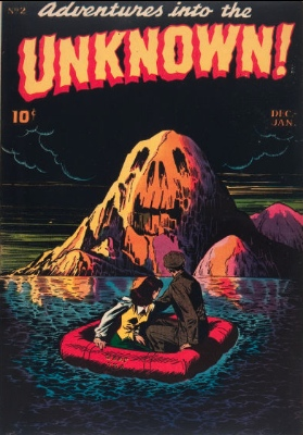 Click here to check values of Adventures Into the Unknown issue #2