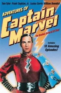 Adventures of Captain Marvel serialized in 1941