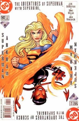 Origin and First Appearance, Ignition, Adventures of Superman #582, DC Comics, 2000. Click for value