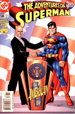 Origin and First Appearance, Night Eagle, The Adventures of Superman #586, DC Comics, 2000. Sell your comics to us