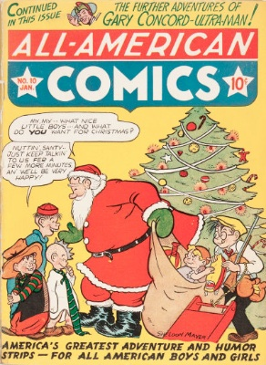 All-American Comics #10. Click for current values.