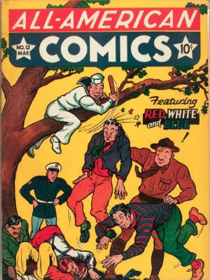 Click to check the value of All-American Comics #12