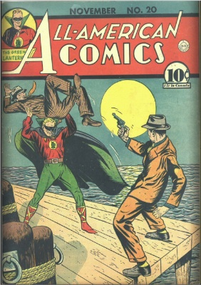Click here to check the current value of All-American Comics #20