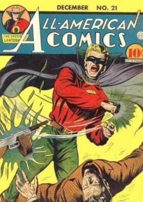 Click here to check the current value of All-American Comics #21