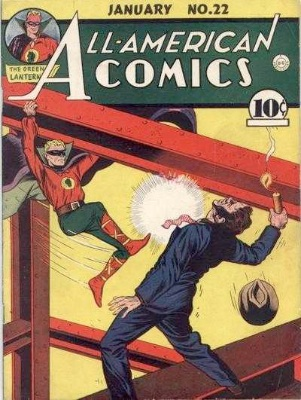 Click here to check the current value of All-American Comics #22