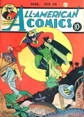 Click here to check the current value of All-American Comics #24