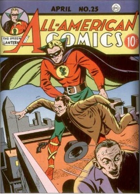 All-American Comics #25: First Appearance of Dr. Mid-Nite. Click for values