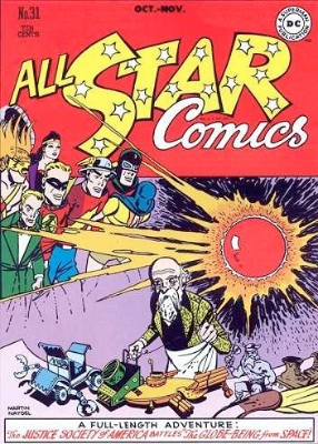 Click to check current values for All-Star comics #31