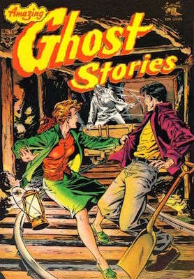 Amazing Ghost Stories #16. Click for values