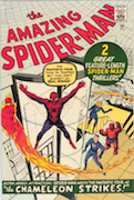 Amazing Spider-Man #1 Golden Record Reprint  Record Sale: $2,500  Minimum Value: $50