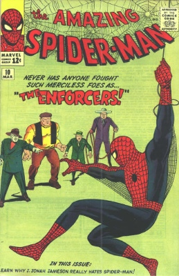First Appearance and Origin of Key Spider-Man Villains List