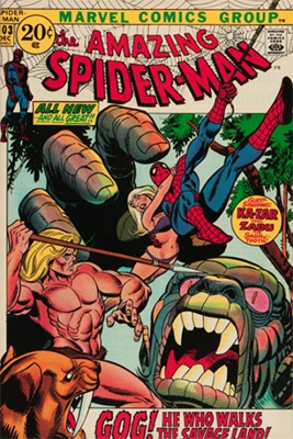 Click here to find out the value of Amazing Spider-Man #103