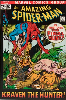 Click here to find out the value of Amazing Spider-Man #104