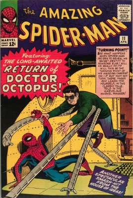 Price Guide for issues #1-#20 of Amazing Spider-Man