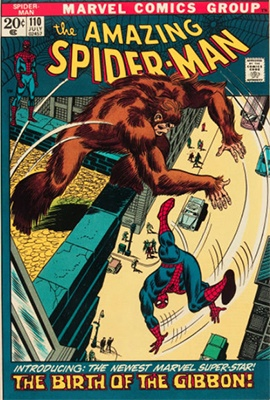 Click here to find out the value of Amazing Spider-Man #110