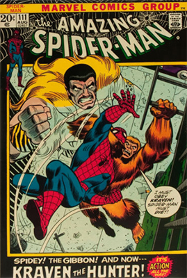 Click here to find out the value of Amazing Spider-Man #111