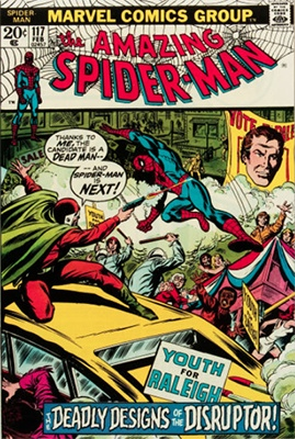 Click here to find out the value of Amazing Spider-Man #117