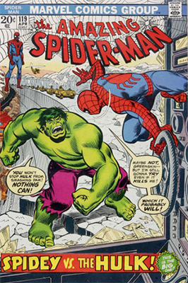 Click here to find out the value of Amazing Spider-Man #119