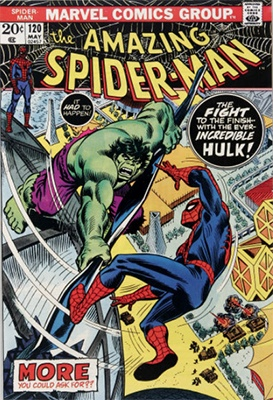 Click here to find out the value of Amazing Spider-Man #120