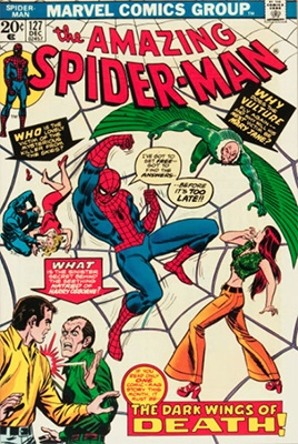 Amazing Spider-Man #127. Click here to see current values