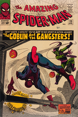 Click here to check current market value for Amazing Spider-Man #23