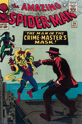Click here to check current market value for Amazing Spider-Man #26