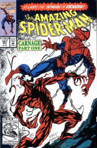 Amazing Spider-Man #361 value: First Appearance of Carnage