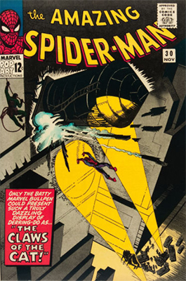 Click here to check current market value for Amazing Spider-Man #30