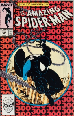 Any Venom movie confirmation would see the legendary Todd McFarlane issue, Amazing Spider-Man #300, jump further in value. Click for value