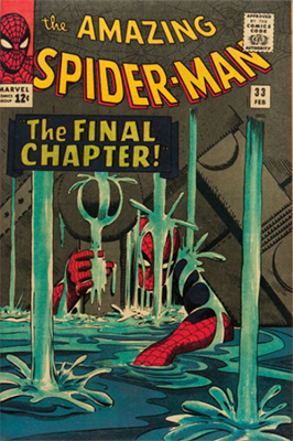 Click here to check current market value for Amazing Spider-Man #33