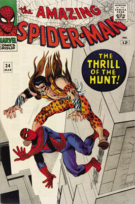 Click here to check current market value for Amazing Spider-Man #34
