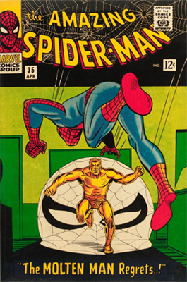 Click here to check current market value for Amazing Spider-Man #35