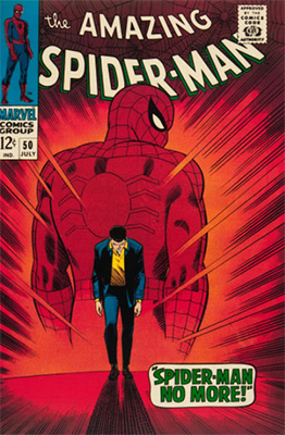 < Back to Amazing Spider-Man #41-#60