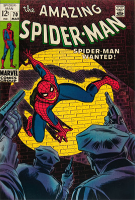 Click here to check the value of Amazing Spider-Man #70