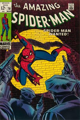Forward to Amazing Spider-Man #61-#80 >
